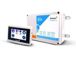 CONTROLADOR BLUE FULL CAP-2 IP IHM WIFI* - AUTOMAÇÃO DE PISCINAS - ILUMINAÇÃO RGB - AQUECIMENTO - TIMER