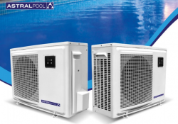 BOMBA DE CALOR TOP+5 - ASTRALPOOL - 14.620 Btu/h - 220v