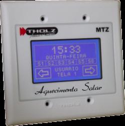 CONTROLADOR SOLAR COMPLETO THOLZ COM AGENDA E TELA TOUCH - MTZ 220V - THOLZ