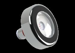 REFLETOR LED 9w PREMIUM INOX - THOLZ - BRANCO-AZUL-RGB